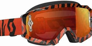 SCOTT HUSTLE MX ORANGE