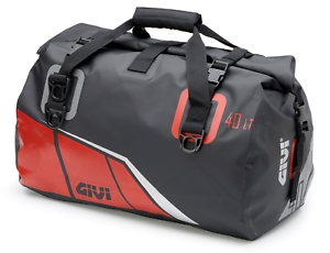 GIVI SOFT BAG 40 LTR RØD