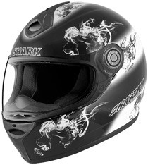 Shark Smoke RSF3 Black