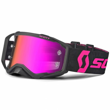 SCOTT HUSTLE MX ROSA/SVART